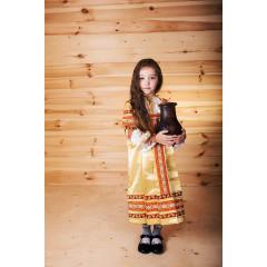 Russian folk costume SUNDRESSES Sundress Alyonushka 16892