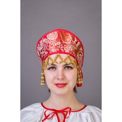 Russian folk costume KOKOSHNIKI Kokoshnik Yana 21893