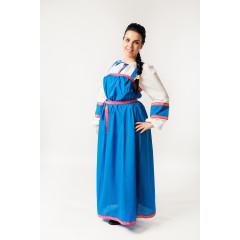 Russian folk costume SUNDRESSES Martha COTTON Sundress 21917